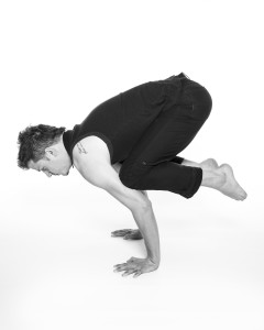 the physics of crow pose  zach beach
