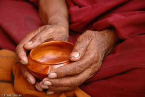 How can I show you Zen unless you first empty your cup? - Zen Parable